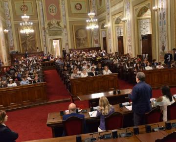 Risultati immagini per immagine aula parlamento siciliano